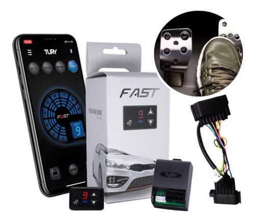Chip Modulo Acelerador Pedal Eletronico Tury Fast + Brinde