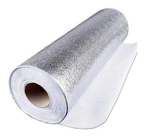 Papel De Pared Autoadhesivo De Aluminio Prémium.