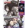 Revista Superpôster Anime Invaders Demon Slayer