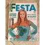 Revista Figurino Festa 2 Bruna Lombardi Vestidos Blusas D212