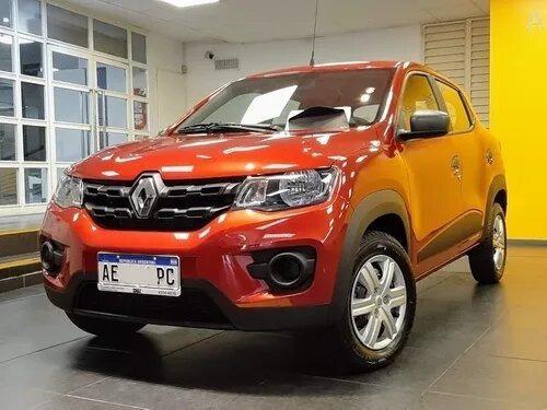 Renault Kwid Zen Intense Iconic Outsider 0km 2021 Nafta #ff