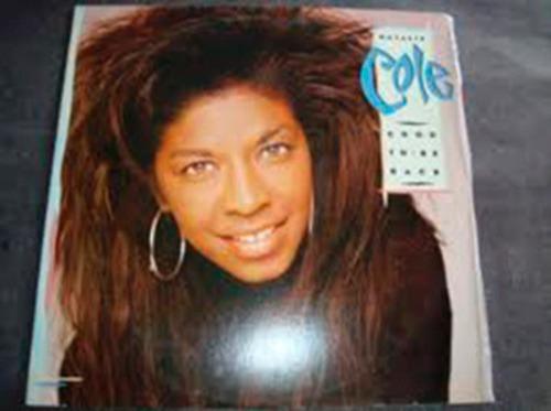 Lp Natalie Cole - Good To Be Back Ae - Usado Original