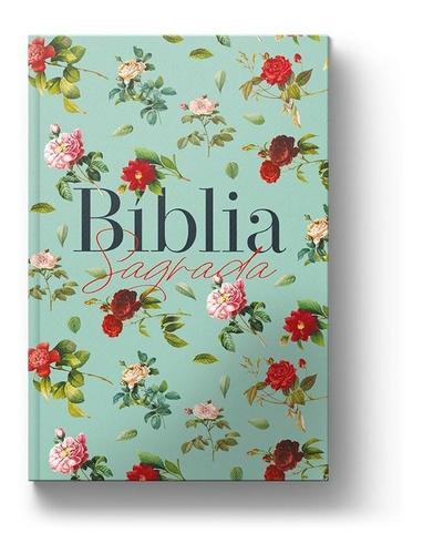 Biblia Sagrada Arc Feminina Premium Capa Dura Lançamento