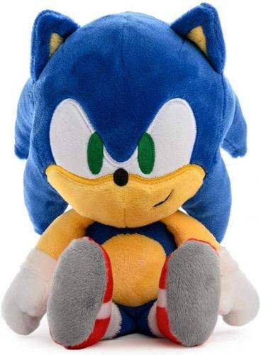 Phunny Sonic The Hedgehog Peluche 20cm Figure