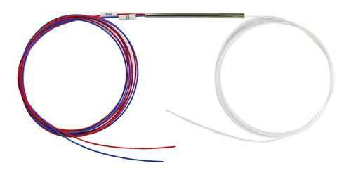 Splitter Óptico 1x2 Desbalanceado 35% - 65%