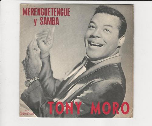 Tony Moro - Sabrozo - Compacto - Ep 27 Original
