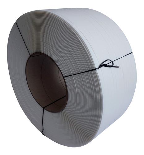 Zuncho Blanco De 12 × 0,8 Mm, A200, Rollo De 1.700 M