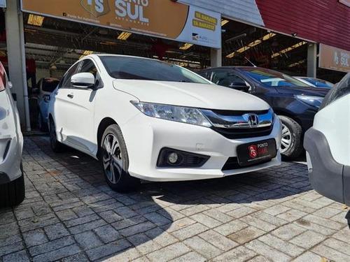 Honda City Ex 1.5 Cvt Flex