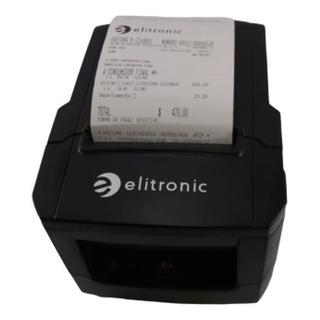 Impresor Termica-comandera Elitronic Sol 802 80mm Usb+red
