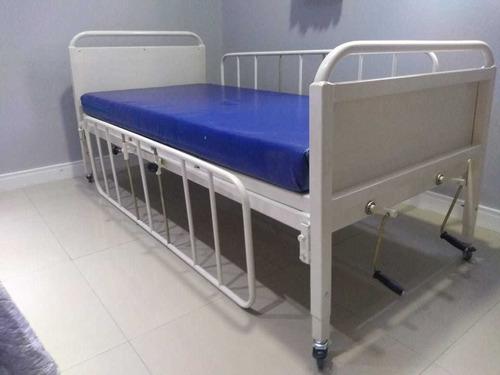Venda Cama Hospitalar Manual.