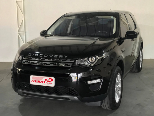 Land Rover Discovery Sport 2.0 Se 4x4 - 2018