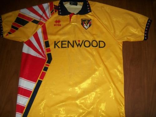 Camisa Genoa Italia Errea 1994/1995 Tam Xl