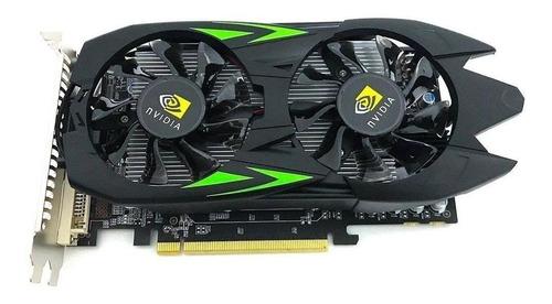 Placa De Vídeo Nvidia Dex Geforce 500 Series Gtx 550 Ti Gt-550ti 1gb