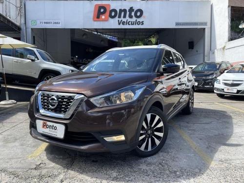 Nissan Kicks 1.6 16v Flexstart Sl 4p Xtronic 2018/2019