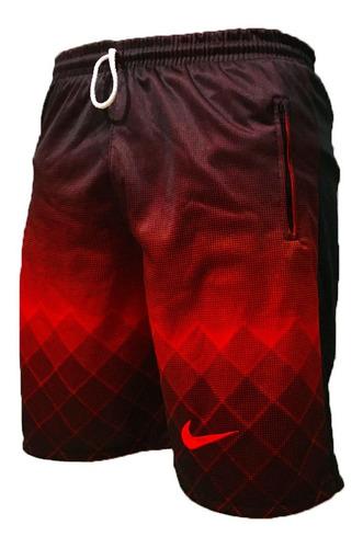 Kit Com 3 Shorts Calção Futebol Treino Fitness