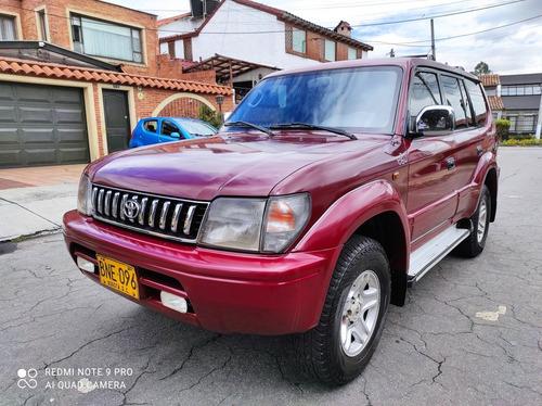 Toyota Prado 2003 3.4 Vx