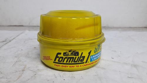 Cera Carnauba Formula 1 En Pasta Fabricada Usa Para Pintura