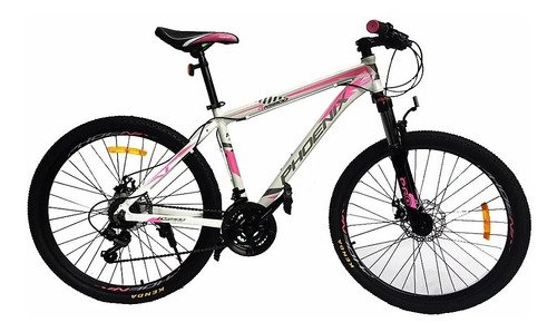Bicicleta Mountainbikephoenix Ks800 26 2019 Alum Discos Susp