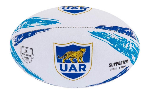 Bola De Rugby Supporter Argentina Gilbert