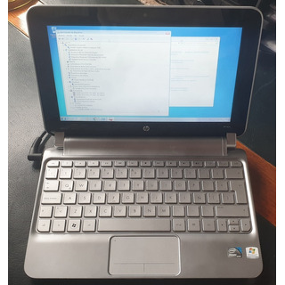 Netbook Hp Mini 210-2040la, Disco De 500gb
