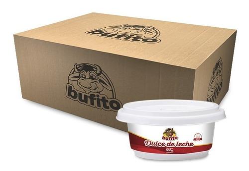 Bufito Dulce De Leche | Caja Tinas 500g | Arequipe Premium