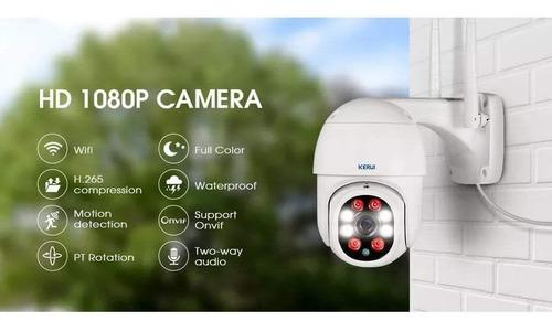 Ip Camera Wifi Speeddome 360º 1080p