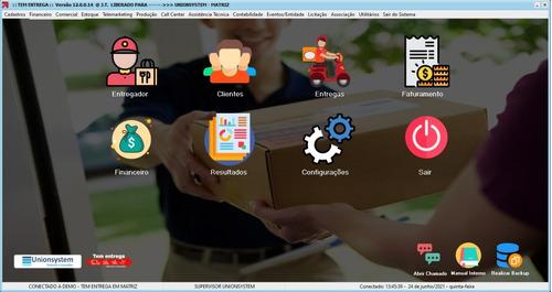 Tem Entrega - Software De Gestão De Entregas (unionsystem)