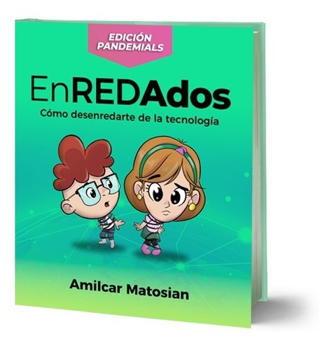 Libro Enredados - Edición Pandemials