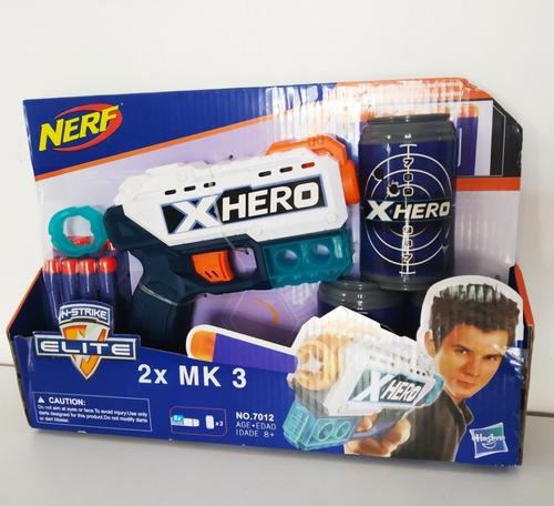 Pistola Lanzador De Dardos Nerf