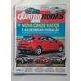 Revista Quatro Rodas Novo Cruze Hatch J104