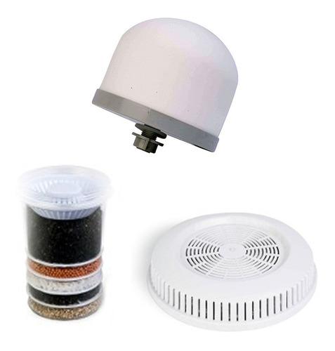 Kit N°1 Para Filtro De Agua Dispensador - Sanswell