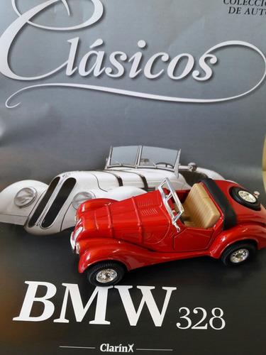 Auto De Coleccion Clasicos Bmw 328