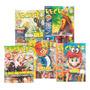 Revista Recreio Kit Com 5 Revistas Com Brindes