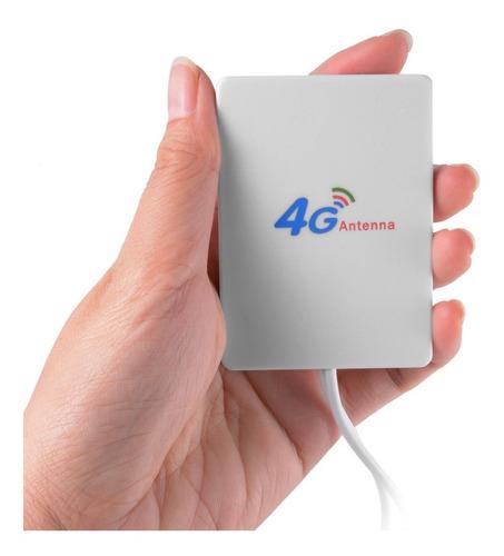 Antena Amplificadora Lte Sma Señal 28dbi 4g 3g Router Bi577