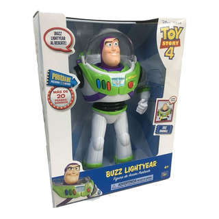Muñeco Toy Story Buzz Lightyear 20 Frases En Español Disney