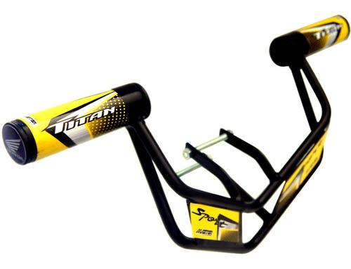 Slider Protetor Motor Mata Cachorro Titan 125 Ou 150