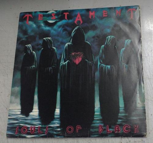 Lp Testament - Souls Of Black Original