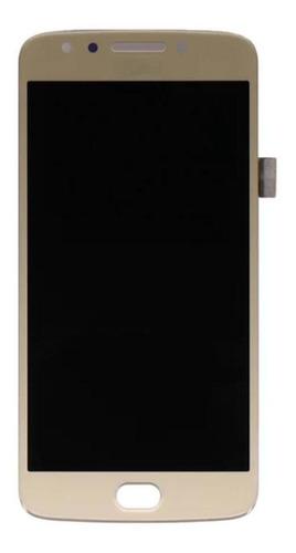 Pantalla Táctil Motorola E4 Con Huellas E5 Play E5plus