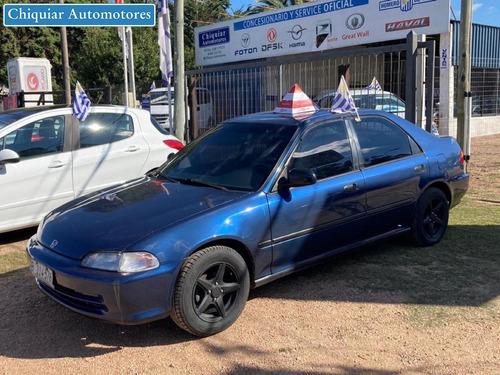 Honda Civic Semi Full 1994 Muy Buen Estado! - Permuto