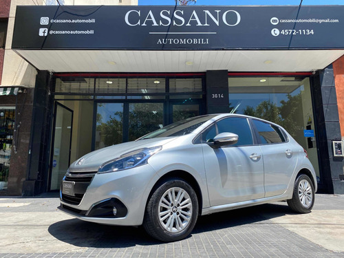 Peugeot 208 1.6 Allure Nav Tiptronic 2019 Cassano Automobili