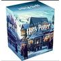 Livro Caixa Coleção Harry Potter 7 Volumes Box Novo
