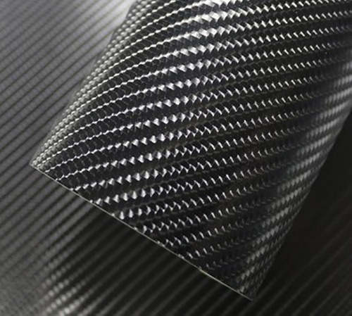 Adesivo Envelopamento Automotivo Carbono Cores 4d 50cmx30cm