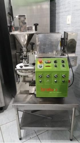 Maquina De Salgados Duplo Recheio Bralyx Duly 3.0
