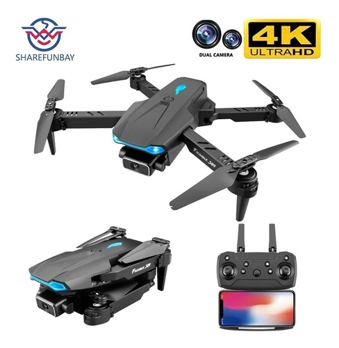 Drone S80 Rc Zangão 4k Pro