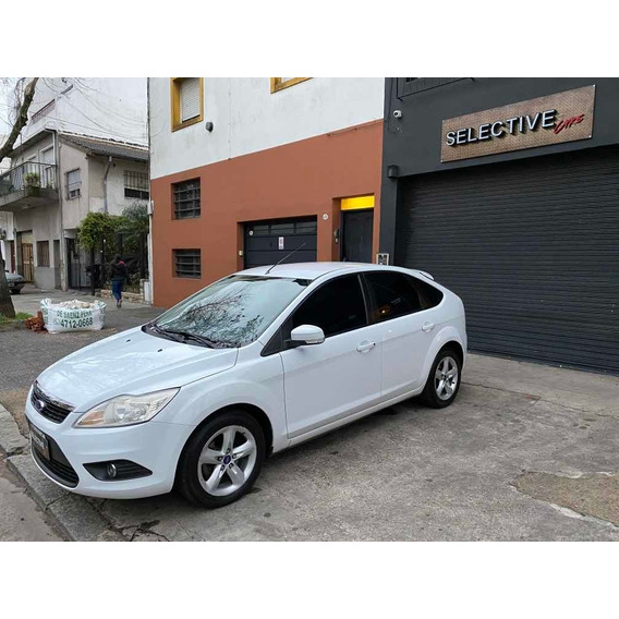 Ford Focus Ii 1.6 Trend Sigma 2011