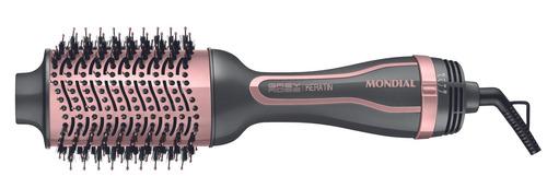 Escova Secadora Gray Rose Keratin 1200w Mondial 110v