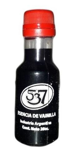 Esencia De Vainilla X 28 Cc - 537 Especias