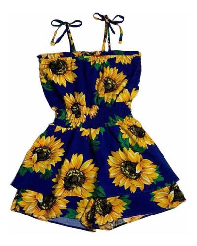 Macacão Vestido Infantil Mini Diva Moda Blogueirinha Luxo