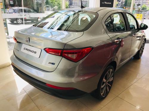 Fiat Cronos 1.8 At6 Al Mejor Precio Y Plan Nacional