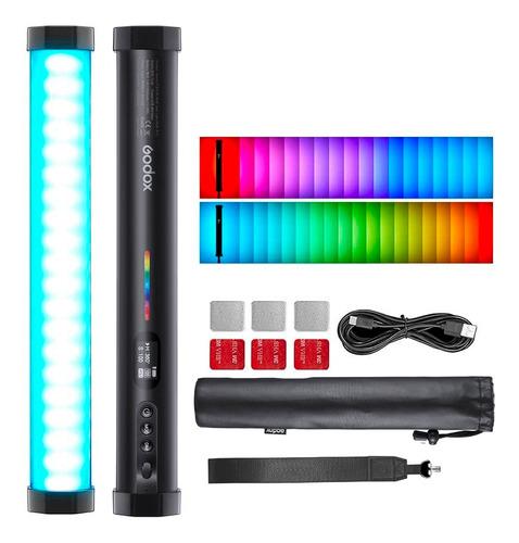 Bastão Led Rgb Bluetooth Godox Tl30 Para Iluminação Criativa